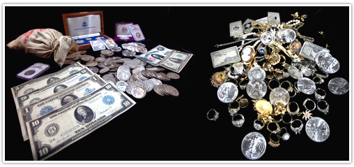 Buying Gold and Silver, Gold Buyer - West Columbia SC